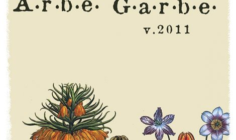 Arbe Garbe 2011 Label