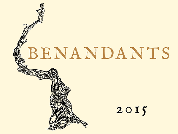 Benandants Malvasia 2015 Label