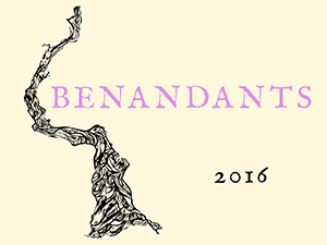 Benandants Malvasia 2016 Label