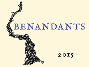Benandants Charbono 2015 Label